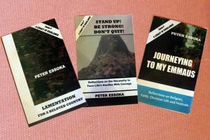 3 Volumes of Peter ESSOKA's Reflections