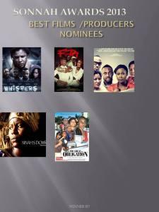 BEST FILM PRODUCER