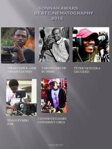 Sonnah Awards Cinematography 2013