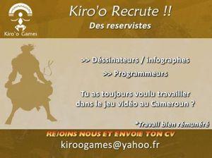 Kiro Recrute